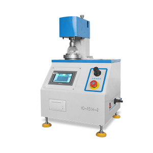 Full Automatic Bursting Strength Testing Machine