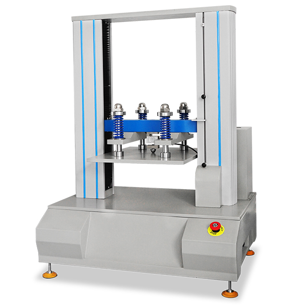 Compression resistance test machine